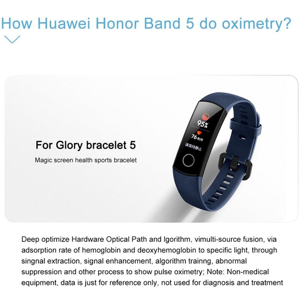 Huawei originais Honra Banda 5 Pulseira Inteligente