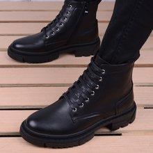 Мужские ботинки весна 2020 ботильоны обувь зимняя из натуральной