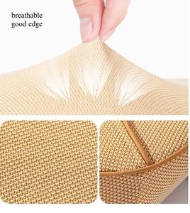 Image 5 - Car Pillow Seat Cushion Back Support Pillow Lumbar Cushion for Car Travel Neck Support Auto Headrest Pillow