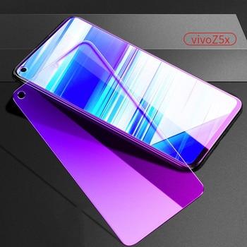 Перейти на Алиэкспресс и купить ДЛЯ Vivo Z5 Z5X Z5i защита для экрана из закаленного стекла для Vivo Z3 Z3X Z3i Z1K Z1i Z1 Pro Z1Pro крышка для телефона, которая полностью закрывает переднюю част...