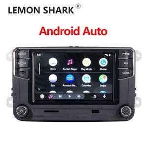 Image 3 - 안드로이드 자동 NONAME Carplay Mirrorlink MIB 자동차 라디오 새로운 RCD330 RCD360 187B 280D 280E VW MQB POLO 6C 전용 차량 상태