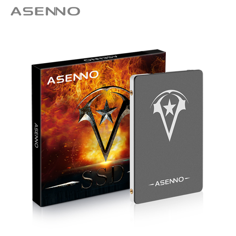 Asenno SSD 1tb 480gb 240 gb 120gb 2.5 inch SATA III HDD Hard Disk HD SSD Internal Solid State Drive For Computer Laptop PC