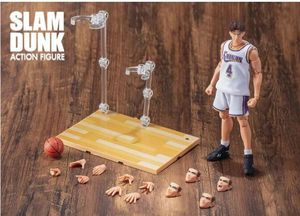 Image 5 - GREAT TOYS Dasin Shinichi Maki  action figure Kainan SLAM DUNK GT model toy NO.4 doll
