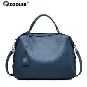 Image 2 - ZOOLER Designer Handbags Women Soft Genuine Leather  Hand Bags For Laies 2020 Luxury Brand Skin Shoulder Bag Winter Purses Bolsa