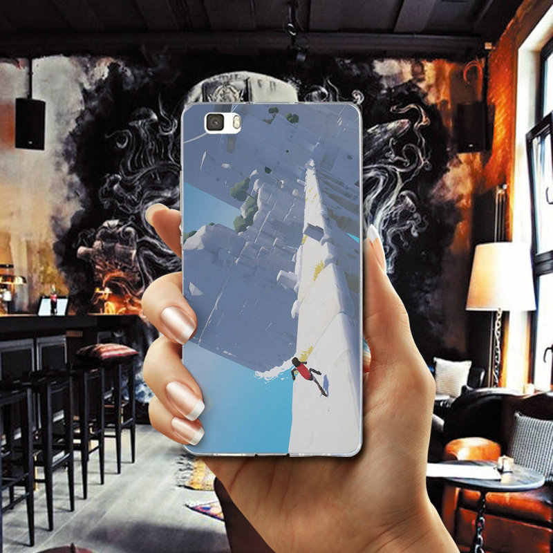 Soft Slim Phone Cases TPU Silicon für Huawei P7 P8 P9 Mini P10 P20 P30 Smart Lite Plus 2017 2019 heißer Gmaes RiME