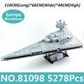 Lepining Star Wars Schiff 81098 05132 Millennium Super Star Destroyer Falcon Bausteine Set Death Star 75192 Kinder Spielzeug Ziegel-in Sperren aus Spielzeug und Hobbys bei