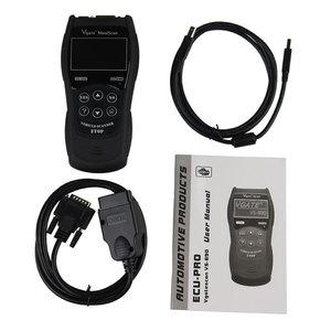 Image 5 - Vgate VS890 OBD2 רכב כלי אבחון OBDII/EOBD תמיכת יכול BUS תקלת קוד Reader VS 890 רב שפה טוב יותר AD310/ELM327