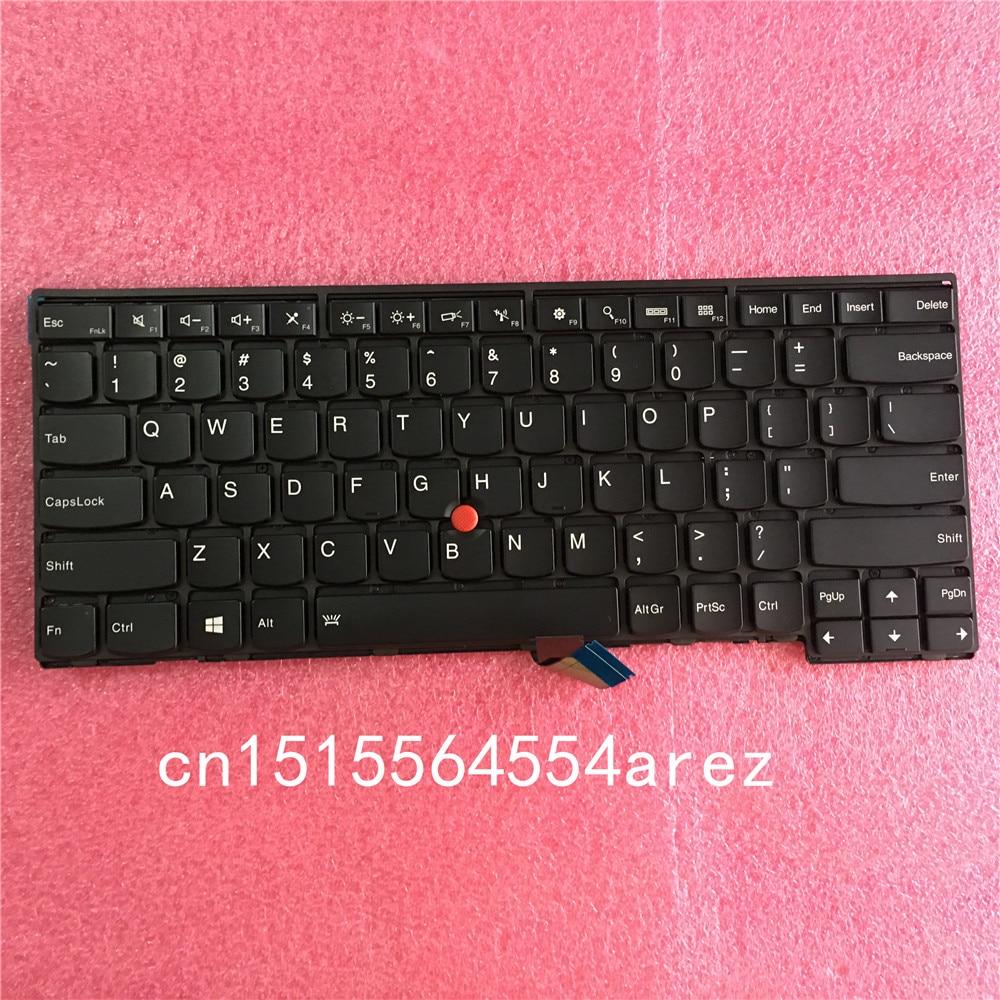 New Original Laptop Lenovo ThinkPad T431S T440 T440P T440S T450 T450S T460 With Backlit Keyboard 04X0101 00HW837 04X0139