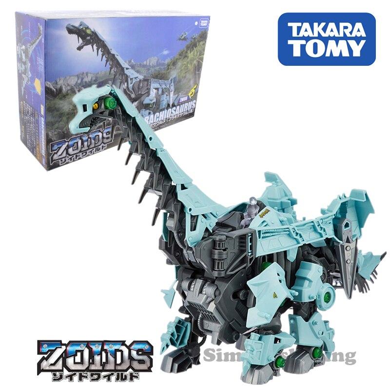 TAKARA TOMY ZOIDS Zoid Wild ZW07 Quaga Plastic Model Figure JAPAN OFFICIAL