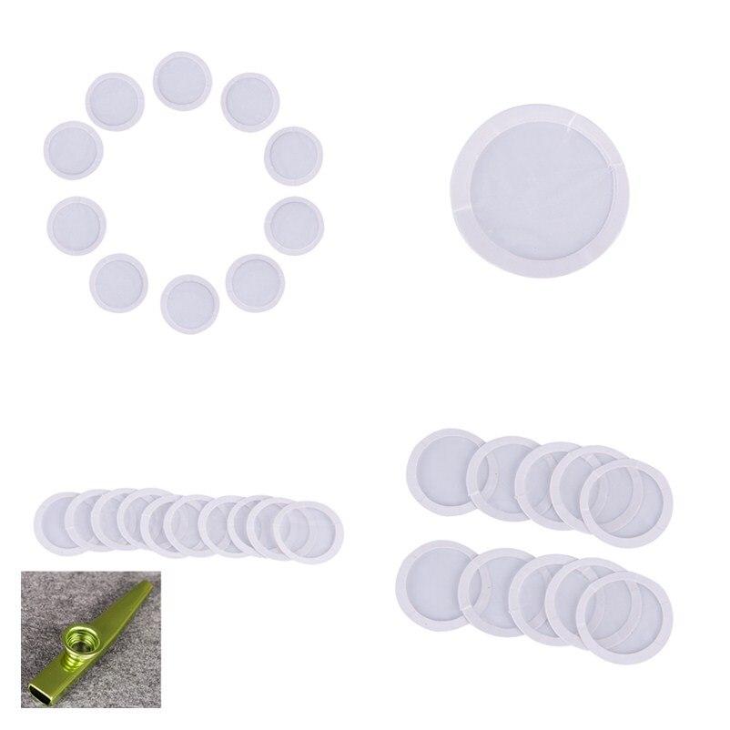 Diaphragm Kazoo-Accessories Size-Flute-Membrane Standard Gmarty for 10pcs Diameter-20mm