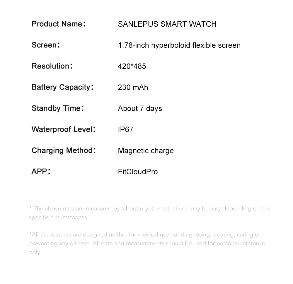 H59567b179921408783835659a2e3f74bk SANLEPUS 2021 NEW Dial Calls Smart Watch Men Women Waterproof Smartwatch MP3 Player For OPPO Android Apple Xiaomi Huawei