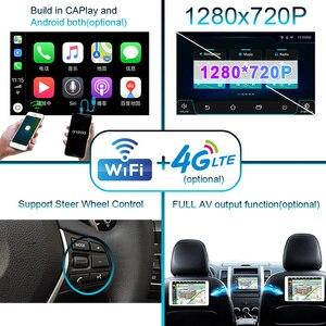 Image 4 - CAR Radio 2 din Android 10 stereo for Volkswagen VW PASSAT B6 B7 Golf 5 6 BORA Fabia Rapid Seat Leon Altea 2din auto audio FR