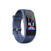 color screen smart bracelet weather forecast sports mode sports track drinking water reminder health bracelet Qs100