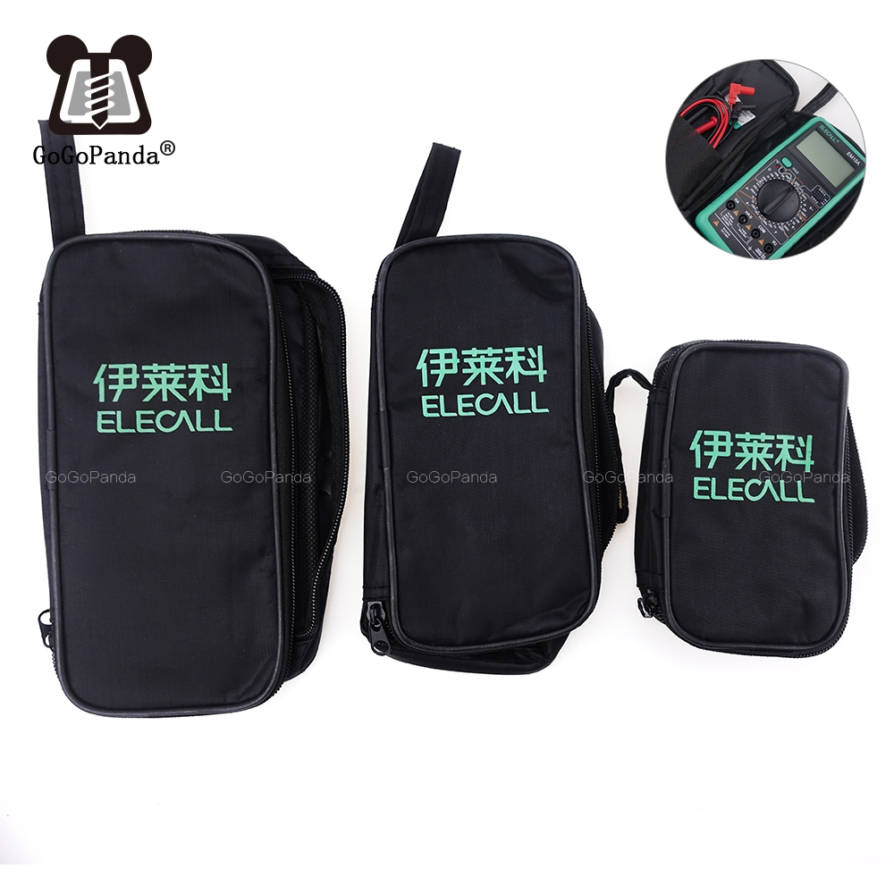 free-shipping-mini-middle-large-bag-for-small-accessories-and-midget-tester-multimeters-storage