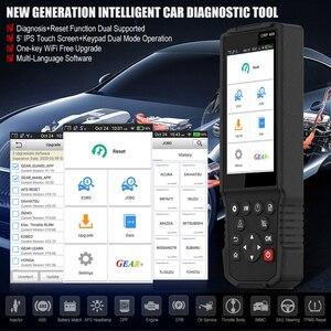 Image 2 - Uruchom CRP469 WIFI OBD2 samochodów skaner samochodowy narzędzie diagnostyczne ABS EPB DPF TPMS Reset OBD 2 Auto czytnik kodów skaner OBD2
