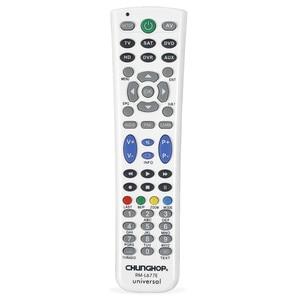 Image 2 - קומבינטוריים שלט רחוק ללמוד לטלביזיה SAT DVD CBL DVB T AUX האוניברסלי 3D חכם טלוויזיה CE Chunghop E677 L677E L677