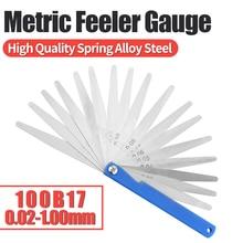 Gages-Metering Layout-Tool Blade Thickness-Gauge-Set Measurement Feeler-Gauge Tappet