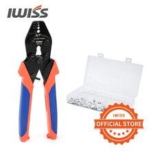 Набор многофункциональных обжимных плоскогубцев iwiss cwr1522