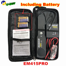 EM415PRO Automotive Cable Wire Short Detector Open Digital Finder Car Repair Too