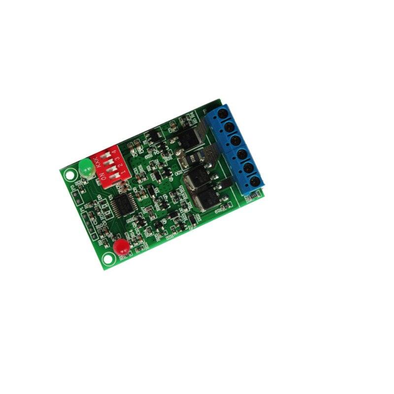 3.7V7.4V Lithium Battery Solar Lamp Circuit Board 3A Solar Controller