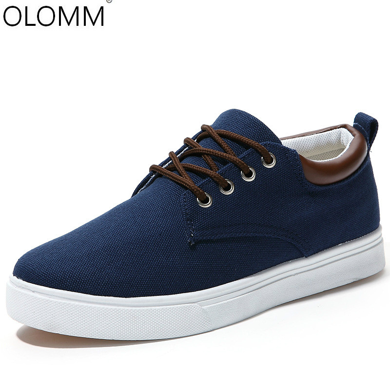 Mens Canvas Shoes 2019 New Youth Increase Shoes Casual Shoes Tenis Masculino Adulto Zapatos De Hombre Chunky Sneakers