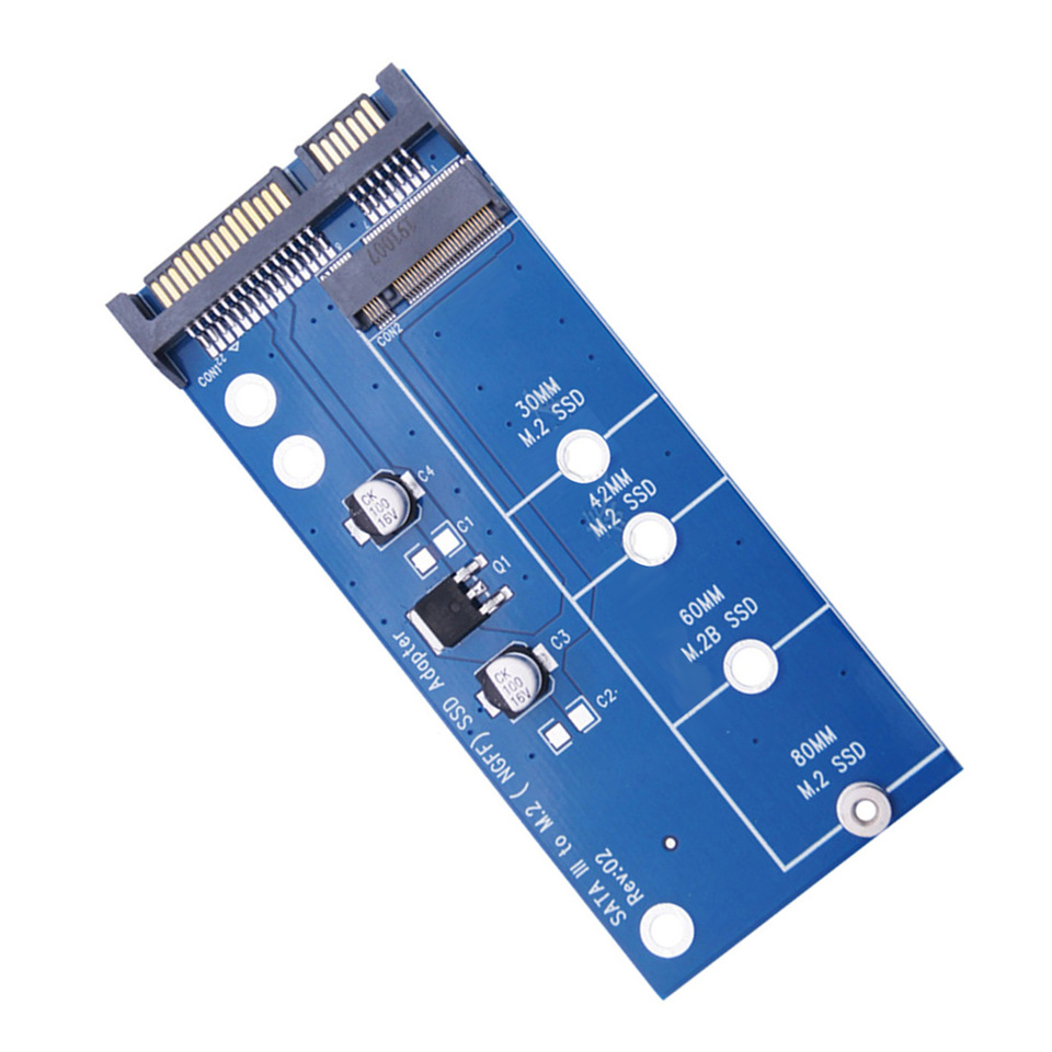 HUACHUANG PCI-Express X16 Adapter NVME SSD(M.2 M-Key to GEN3 HDD with Adavanced Heat Sink Support Connect 2230 2242 2260 2280 SSD