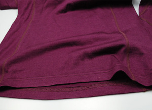 Image 5 - 100% Merino ขนสัตว์ผู้หญิงกีฬาชุดชั้นในชุด Light น้ำหนักลูกเรือเสื้อด้านล่างลมหายใจยาวกางเกงยีนส์กางเกง