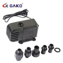 40W IP68 Ultra-quiet  GAKO High Flow WP-3500 Aquarium Amphibious Fish Tank Water Pump