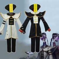 Disfraz de Cosplay de Game Identity V, disfraz de Wu Chang, el alma de paraguas, uniforme Original de piel, trajes de disfraz