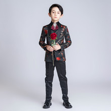 YuanLu Boys Suits For Wedding Piano Party Blazer Formal Cost