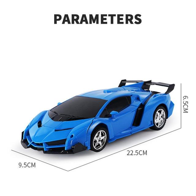 Robot Sports Car 5