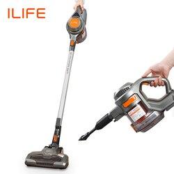 Nouveauté ILIFE H50 aspirateur à main 10000Pa forte puissance d'aspiration bâton sans fil bâton aspirateur 1.2L grande poubelle