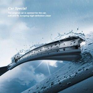 Image 3 - 2 adet araba sileceği Blade cam silecekleri Citroen c elysee için C5 C4 Aircross DS5 DS7 C2 C3 C5 kauçuk otomatik silecek harici aksesuarı