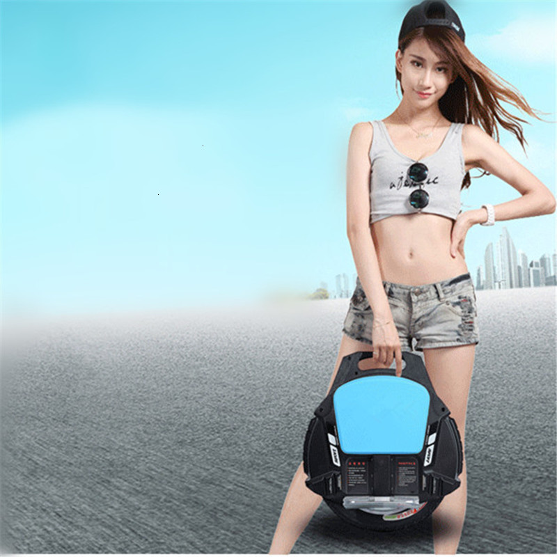 Daibot One Wheel Electric Unicycle Scooter Self Balancing Scooters With Bluetooth Speaker 500W 60V  Electric Scooter For Adults  (9)