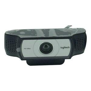Image 3 - Logitech C930C pulpit, USB lub Laptop kamerka internetowa HD 1080p kamera DHL/FedEx/UPS/TNT