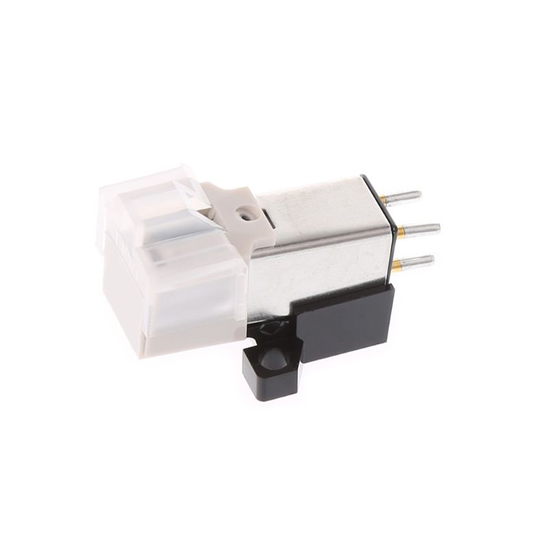 Magnetic Cartridge Stylus With LP Vinyl Needle For Gramophone Accessories