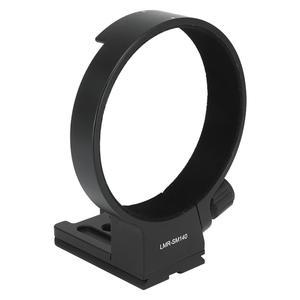 Image 3 - Haoge LMR SM140 삼각대 마운트 링 시그마 100 400mm f/5 6.3 DG OS HSM 렌즈 코난 또는 니콘 마운트
