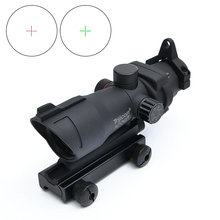 Red Dot Sight Scope fit 20mm picatinny Weaver Rail For Airsoft Hunting Rifle Tac