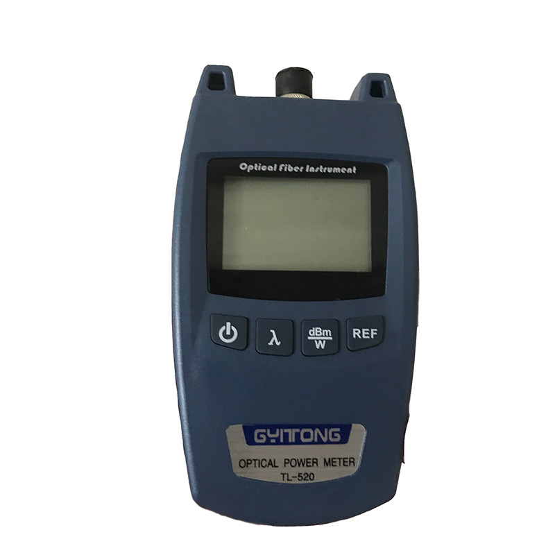 Mini Optical Power Meter FTTH King-70S Type A OPM Fiber Optical Cable Tester -70dBm~+10dBm SC/FC Universal Interface Connector