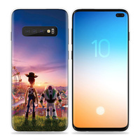 galaxy note Toy Story Case for Samsung Galaxy S10 5G S10e S9 S8 Plus S7 Note 10 8 9 J4 J6 2018 M30s M10s TPU Phone Coque Bags (3)