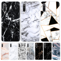 Чехол для телефона с белыми мраморными листьями для Xiaomi Redmi Note 9S 8T 8 7 8A 7 7A 6A 4X S2 MI 10 9 8 CC9 Lite F1 Pro, Модный чехол