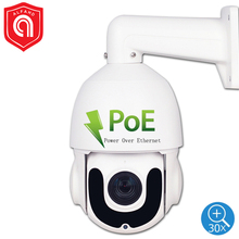 1080P 5MP PTZ IP Camera Outdoor Onvif POE 4.7-94mm 30X Zoom Speed Dome Surveillance CCTV H265 P2P For Home