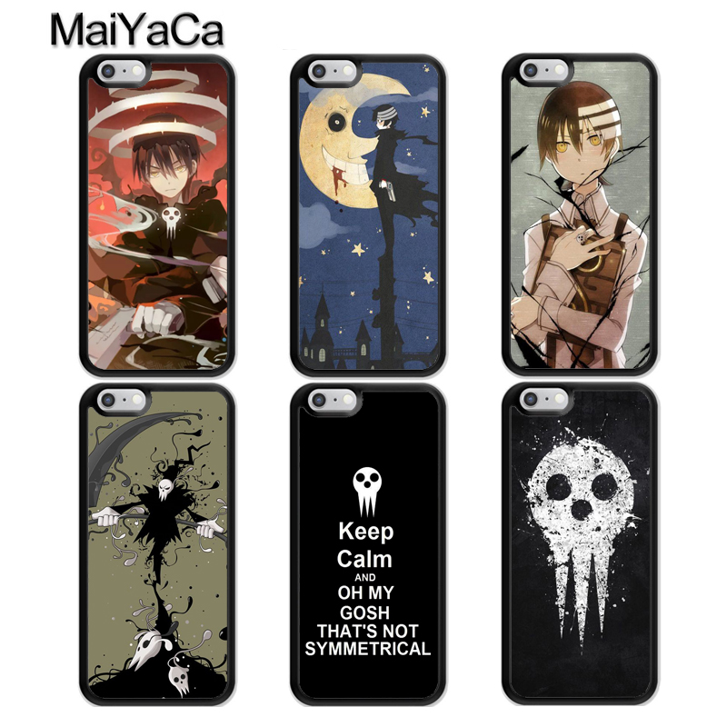 Soul Eater death the kid 2 iphone case
