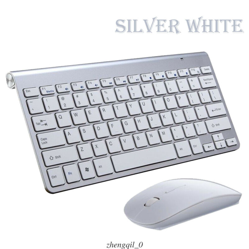 2020 Best Selling Mini Wireless Keyboard And Mouse Set Waterproof 2.4G For PC