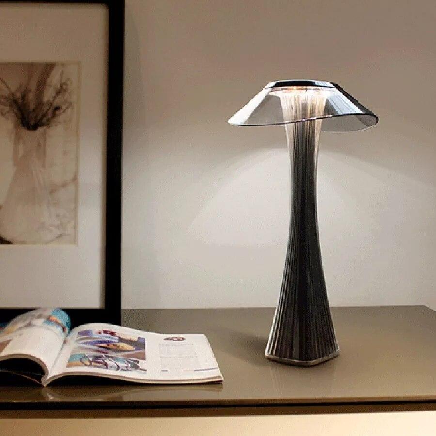 usb diamante lampada de mesa acrilico decoracao 04