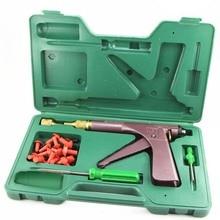 Вакуумный пистолет для ремонта шин, набор для ремонта мотоциклов, электрических велосипедов, вакуумные Инструменты для ремонта шин, набор для ремонта проколов
