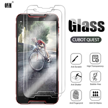2Pcs Tempered Glass For CUBOT QUEST Screen Protector For CUBOT QUEST Protective Glass Film