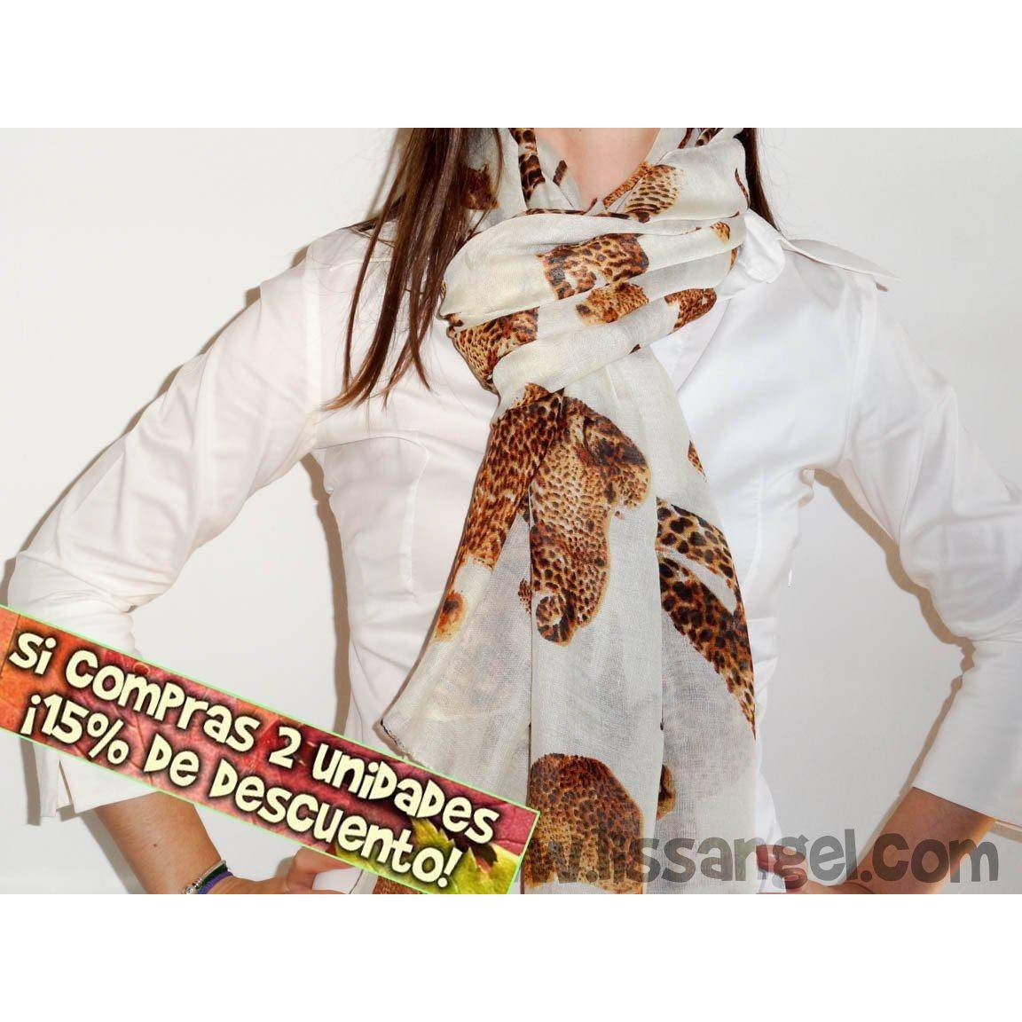 Wild Leopards Foulard