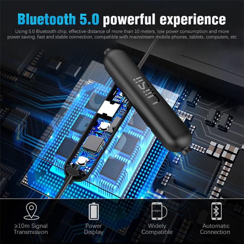 UiiSii B1 IPX5 Waterproof Bluetooth Earphones 3