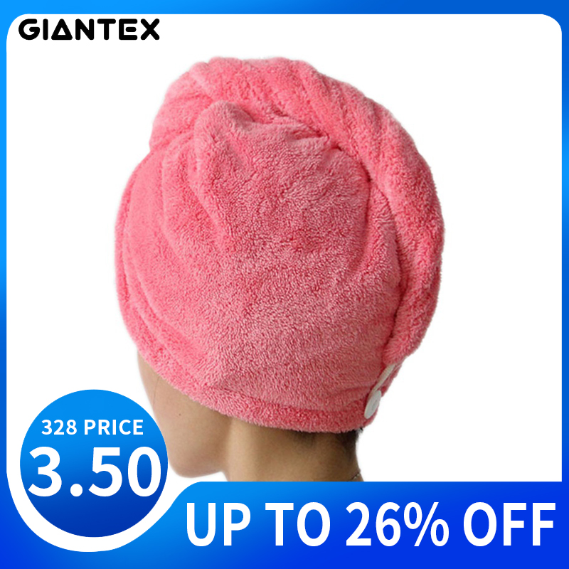 GIANTEX Women Towels Bathroom Microfiber Towel Rapid drying Hair Towel Bath Towels For s toallas microfibra toalha de banho